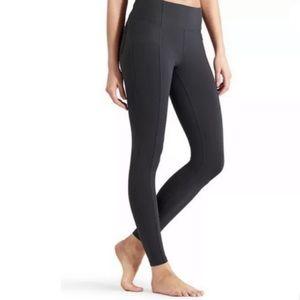 ATHLETA Metro High Waisted Back Pocket Legging